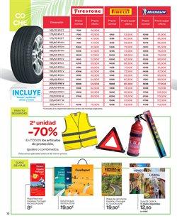 Ofertas de Neumáticos  en el folleto de Carrefour en Madrid