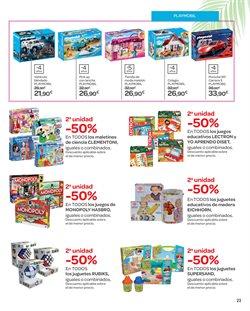 Ofertas de Playmobil  en el folleto de Carrefour en Madrid