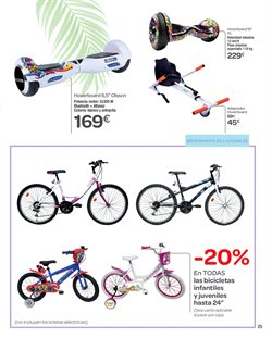 Ofertas de Hoverboard  en el folleto de Carrefour en Madrid