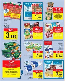 Ofertas de Gazpacho  en el folleto de Carrefour en Valencia