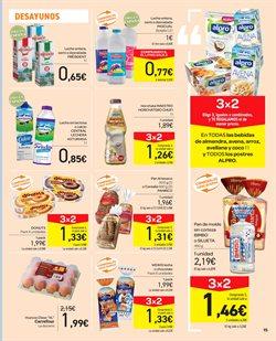 Ofertas de Central Lechera Asturiana  en el folleto de Carrefour en Valencia
