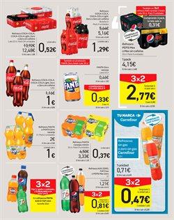 Ofertas de Fanta  en el folleto de Carrefour en Madrid