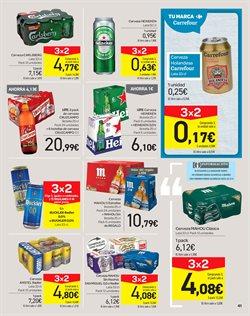 Ofertas de Cruzcampo  en el folleto de Carrefour en Madrid