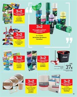 Ofertas de Vileda  en el folleto de Carrefour en Madrid