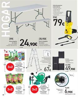 Ofertas de Hidrolimpiadora  en el folleto de Carrefour en Madrid