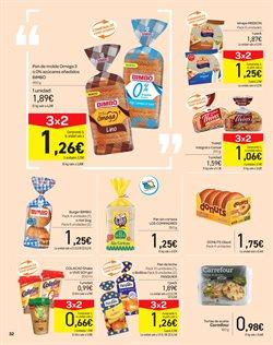 Ofertas de Cola Cao  en el folleto de Carrefour en San Cristobal de la Laguna (Tenerife)