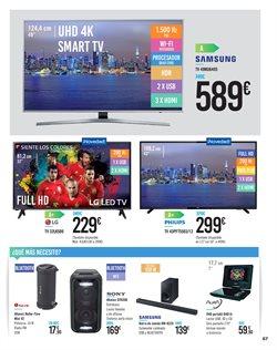 Ofertas de Televisores  en el folleto de Carrefour en León
