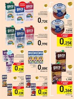 Ofertas de Alimentos sin lactosa  en el folleto de Carrefour en Zamora