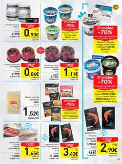 Ofertas de Pescado y marisco  en el folleto de Carrefour en León