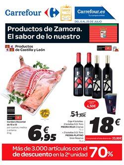 Ofertas de Carrefour  en el folleto de Zamora