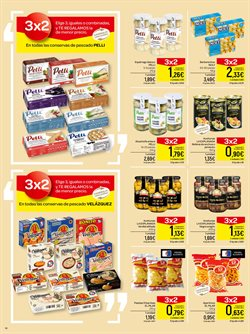 Ofertas de Aperitivos  en el folleto de Carrefour en Murcia