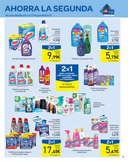 Ofertas de Detergente líquido  en el folleto de Carrefour en Vecindario