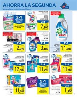 Ofertas de Ariel  en el folleto de Carrefour en La Orotava