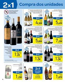 Ofertas de Cerveza  en el folleto de Carrefour en La Orotava