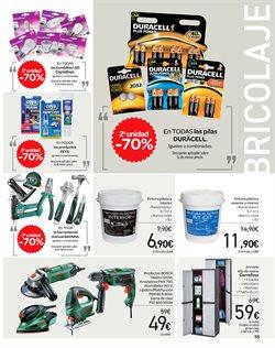 Ofertas de Duracell  en el folleto de Carrefour en Telde