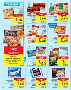 Ofertas de Precocinados vegetales  en el folleto de Carrefour en León