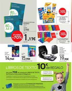 Ofertas de Libros y papelería  en el folleto de Carrefour en Ourense