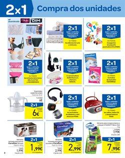 Ofertas de Lencería  en el folleto de Carrefour en Pamplona