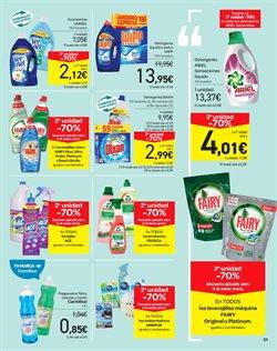 Ofertas de Fairy  en el folleto de Carrefour en Valencia