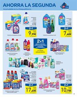 Ofertas de Detergente líquido  en el folleto de Carrefour en Chiclana de la Frontera