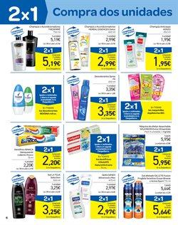 Ofertas de Champú  en el folleto de Carrefour en Madrid