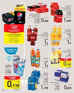 Ofertas de Red Bull  en el folleto de Carrefour en Madrid