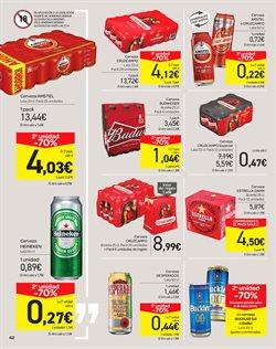 Ofertas de Desperados  en el folleto de Carrefour en Córdoba