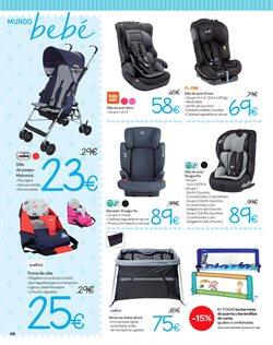Ofertas de Seguridad bebé  en el folleto de Carrefour en Madrid