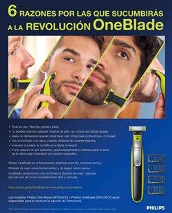 Ofertas de Máquina de afeitar  en el folleto de Carrefour en Madrid