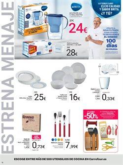 Ofertas de Luminarc  en el folleto de Carrefour en Madrid