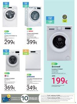 Ofertas de Lavadoras  en el folleto de Carrefour en Madrid