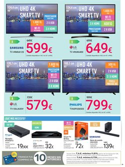 Ofertas de Smart tv  en el folleto de Carrefour en Madrid