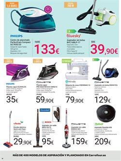 Ofertas de Rowenta  en el folleto de Carrefour en Bilbao