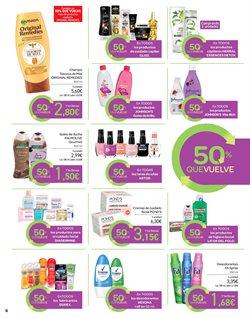 Ofertas de Champú  en el folleto de Carrefour en Chiclana de la Frontera