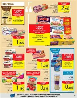 Ofertas de Cuca  en el folleto de Carrefour en Murcia
