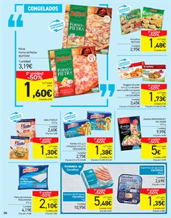 Ofertas de Pescanova  en el folleto de Carrefour en Molina de Segura