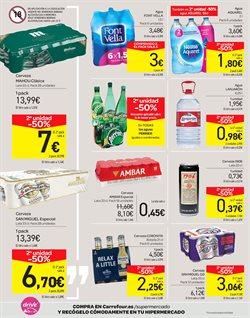 Ofertas de Mahou  en el folleto de Carrefour en Córdoba
