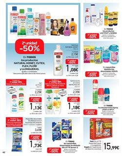 Ofertas de Afeitado  en el folleto de Carrefour en Madrid