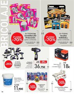 Ofertas de Adhesivos  en el folleto de Carrefour en Madrid