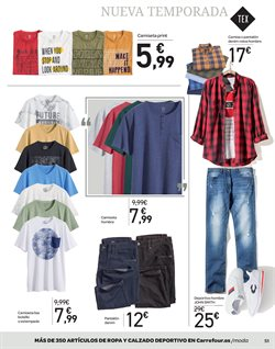Ofertas de Deportivas  en el folleto de Carrefour en Madrid