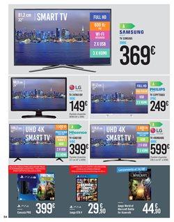 Ofertas de Televisores  en el folleto de Carrefour en Getafe