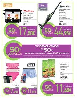 Ofertas de Bañador mujer  en el folleto de Carrefour en San Bartolomé de Tirajana