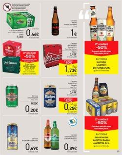 Ofertas de Heineken  en el folleto de Carrefour en La Orotava