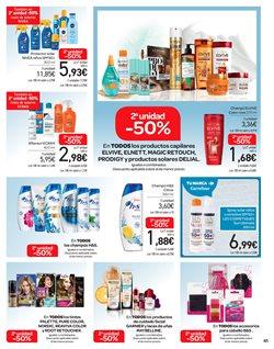 Ofertas de Crema corporal  en el folleto de Carrefour en Las Palmas de Gran Canaria