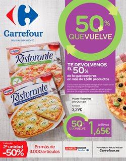 Ofertas de Carrefour  en el folleto de Pamplona
