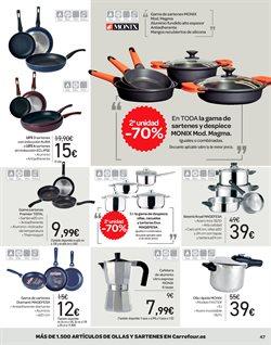 Ofertas de Sartén  en el folleto de Carrefour en Zaragoza