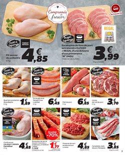 Ofertas de Pollo  en el folleto de Carrefour en Calella