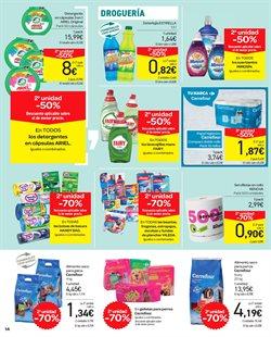 Ofertas de Ariel  en el folleto de Carrefour en Valencia