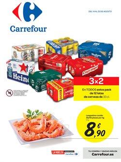 Ofertas de Pescado y marisco  en el folleto de Carrefour en Zamora