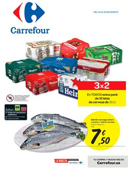 Ofertas de Carrefour  en el folleto de Santa Cruz de Tenerife